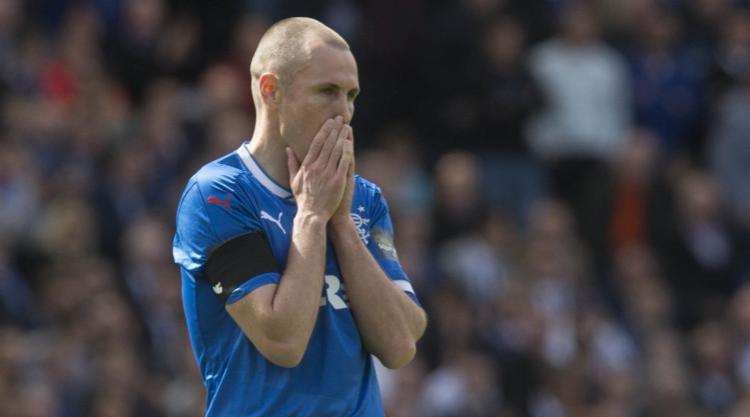 Rangers' Kenny Miller set for 'significant' spell out with ruptured hamstring