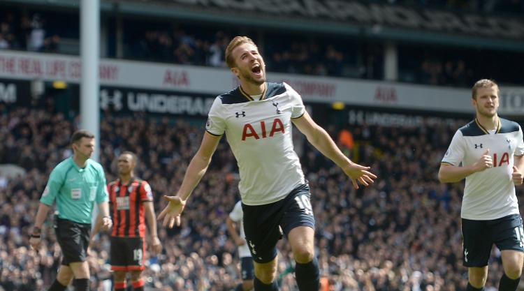 Harry Kane back and firing as Tottenham overpower Bournemouth
