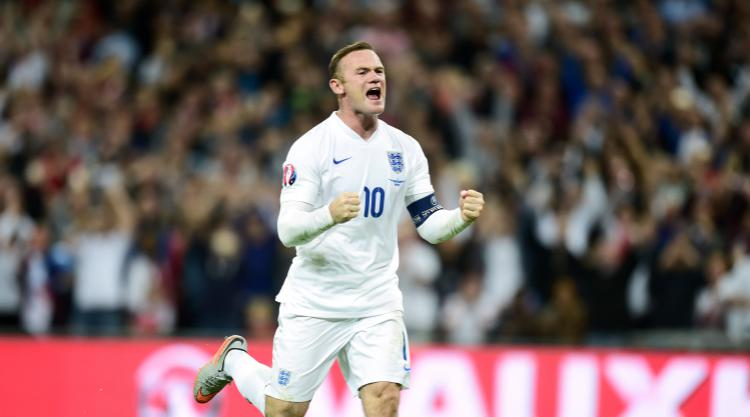 England record goalscorer Wayne Rooney: Now is the time to bow out