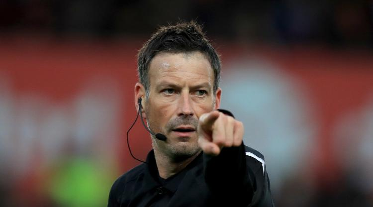 Mark Clattenburg will continue to referee in Premier League until end of season
