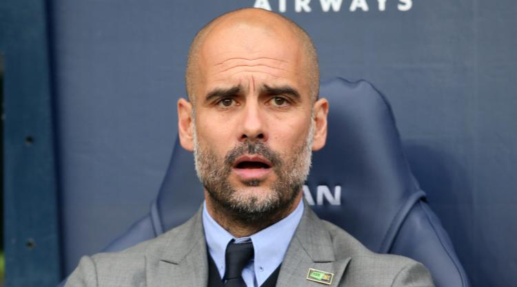 More goals is what Pep Guardiola wants at Manchester City