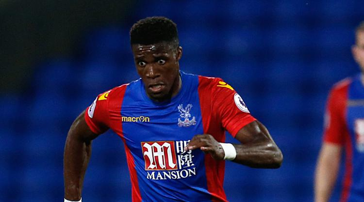Roy Hodgson Giving No Guarantees Over Wilfried Zaha's Crystal Palace Future