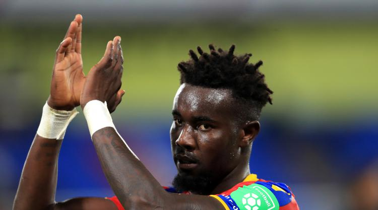 Crystal Palace's Pape Souare 'touched' by warm welcome after first-team return