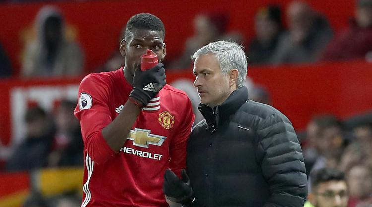 Paul Pogba: Jose Mourinho advice helped me step up performance