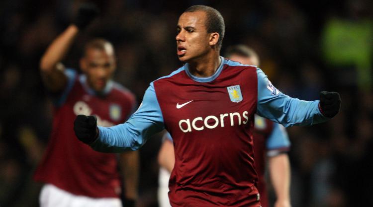 Gabby Agbonlahor secures derby honours for Aston Villa over Birmingham