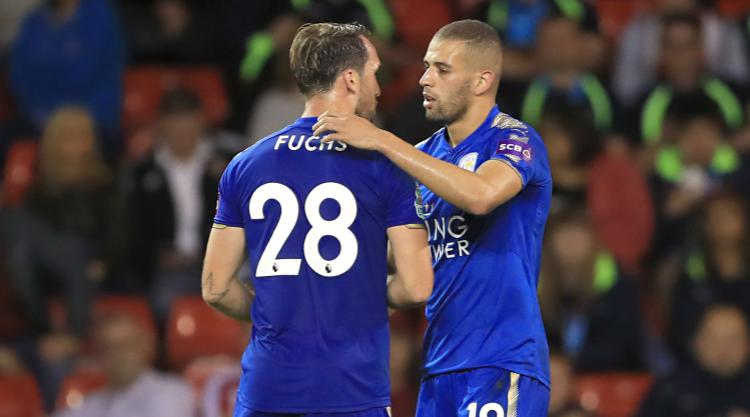 Shakespeare expects fringe players Slimani and Gray to remain with Leicester