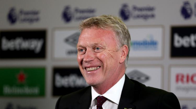 Moyes eager to get started