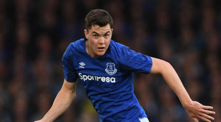 Michael Keane Called Up By England