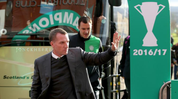 Brendan Rodgers commits to Celtic until June 2021