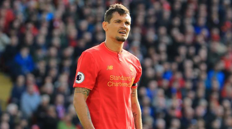 Dejan Lovren signs new Liverpool deal