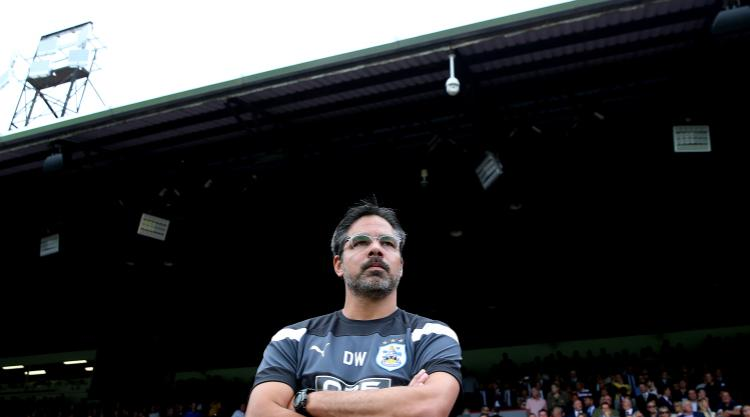 Manager David Wagner not taking Huddersfield's top billing seriously