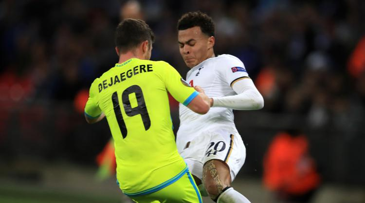 Tottenham's Dele Alli handed three-match European ban