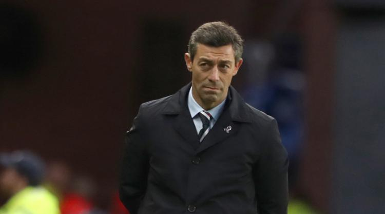 Pedro Caixinha still believes in Rangers project despite European exit