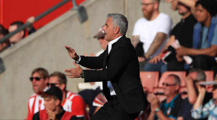 Jose Mourinho likes what he sees from Manchester United's defensive show