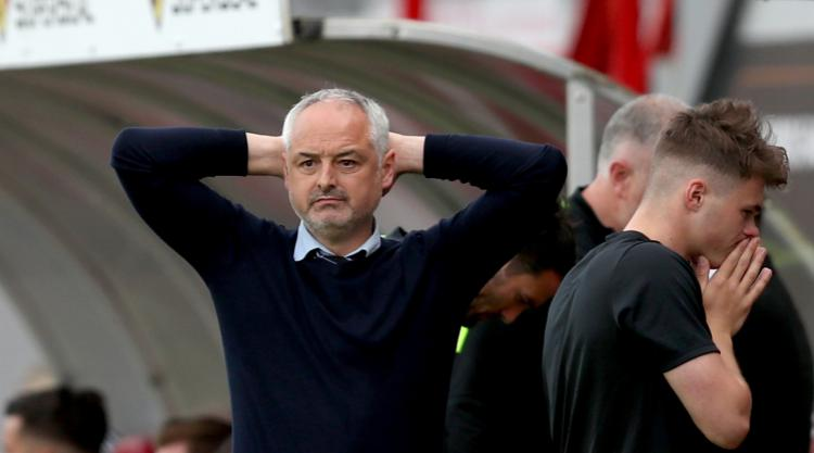 Ray McKinnon out as Dundee United manager