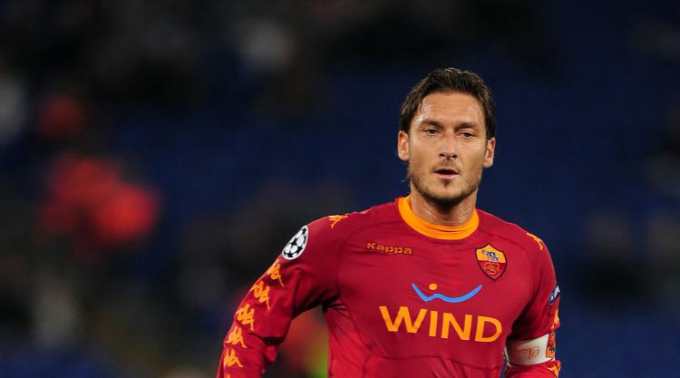 Francesco Totti calls time on Roma career