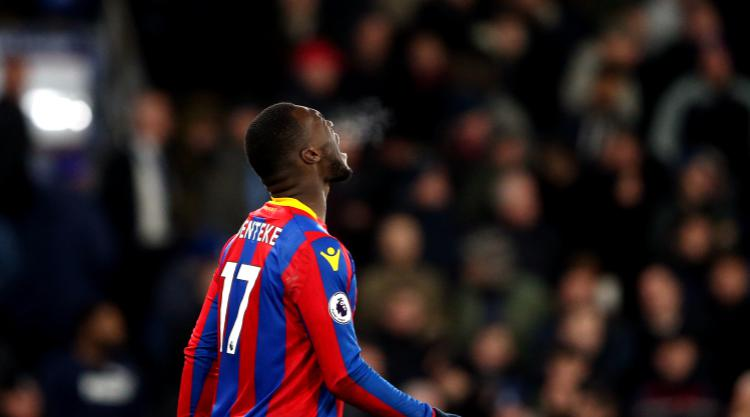 Christian Benteke - I let Palace down with penalty miss against Cherries
