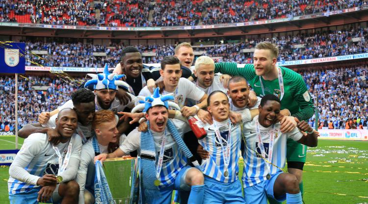 Clubs vote in favour of retaining current format of Checkatrade Trophy