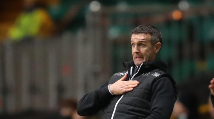 Ross County boss Jim McIntyre pleased with cup victory over Dundee United