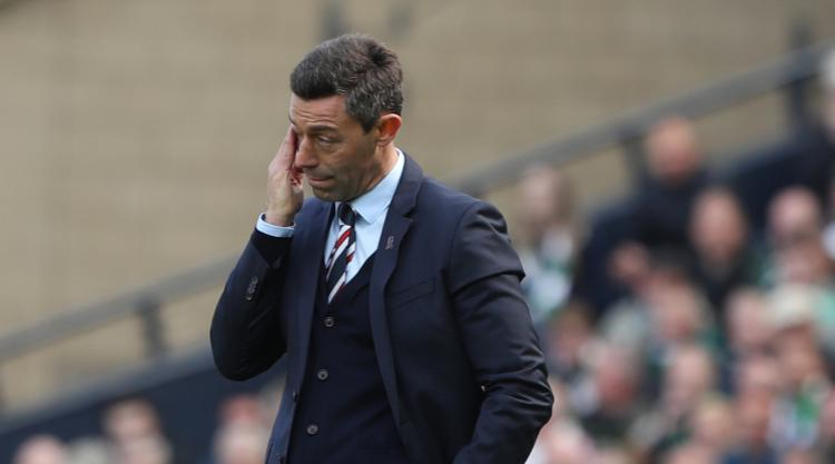 Rangers look to future after running out of patience with Pedro Caixinha