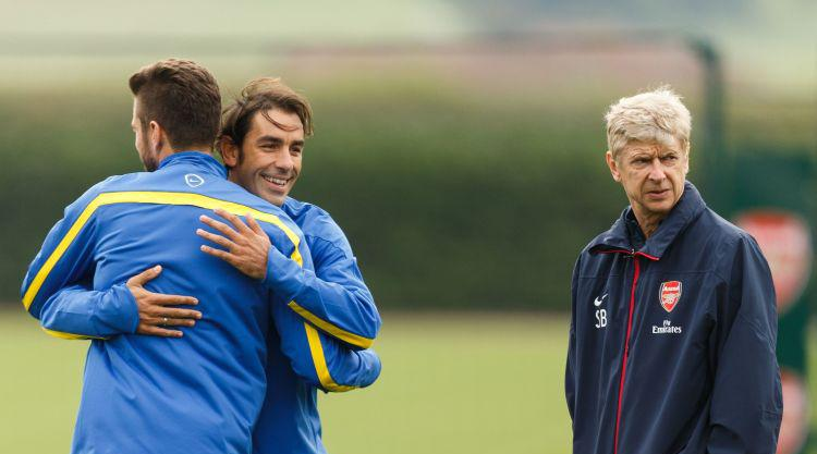 Robert Pires confident Arsene Wenger will sign new deal at Arsenal