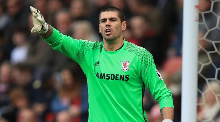 Keeper Valdes to leave Boro