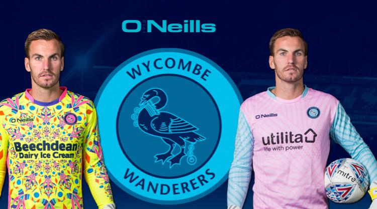 Wycombe aim to dazzle opposition with bright new strips