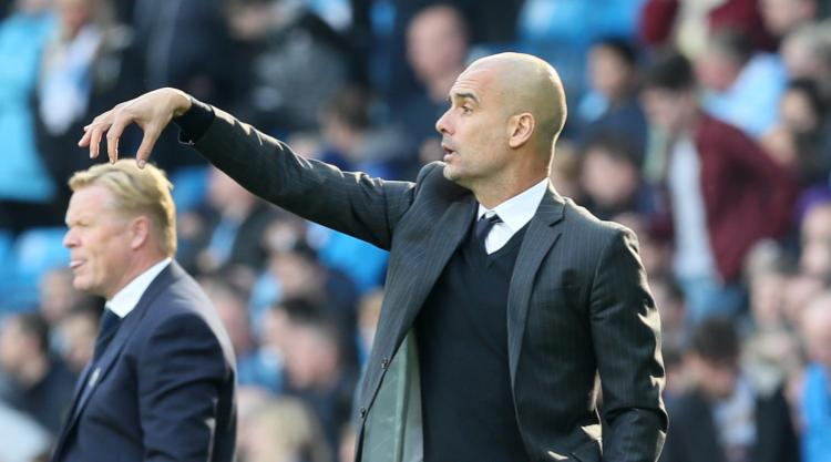 Pep Guardiola won't change tactics for Manchester City's visit of Everton