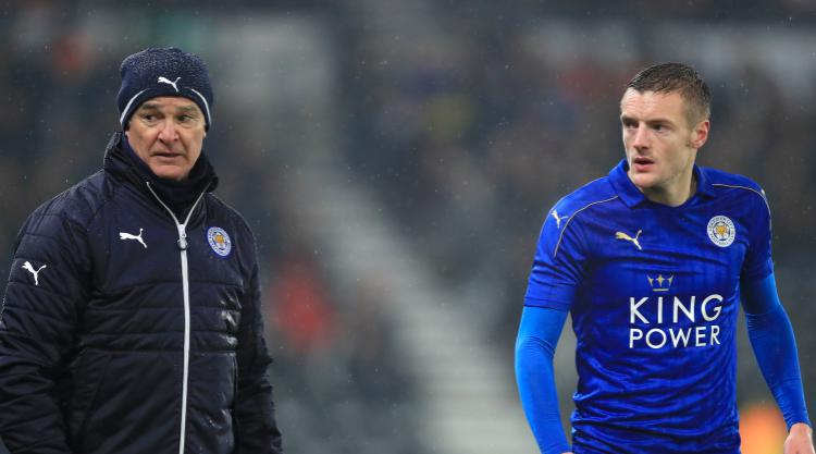 Leicester's Vardy reveals death threats in wake of Ranieri's departure