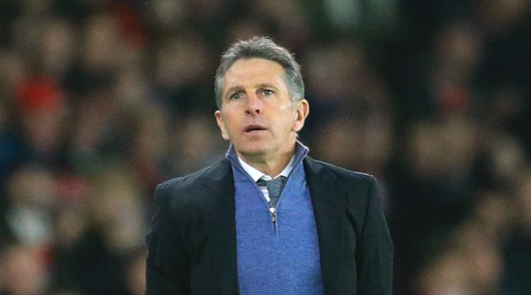 Southampton boss Claude Puel keen to raise tempo in EFL Cup against Liverpool