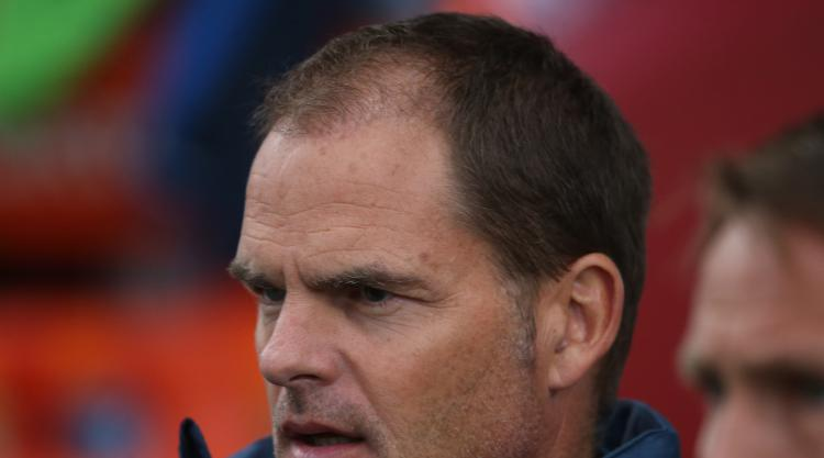 Frank de Boer 'excited' about Crystal Palace role, says his twin brother Ronald