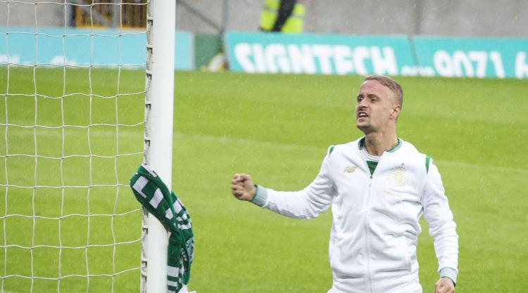 UEFA opens disciplinary proceedings against Celtic striker Leigh Griffiths