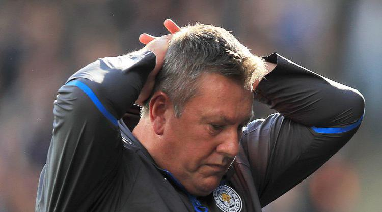 Struggling Leicester sack manager Craig Shakespeare