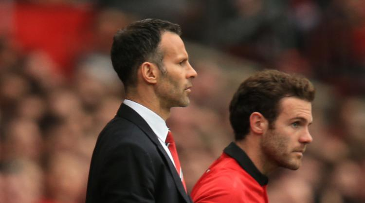 Mata wants to emulate Giggs by playing into his forties at Manchester United