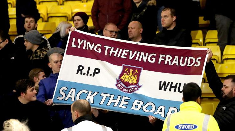 David Moyes calls on West Ham to be united after first game ends in defeat
