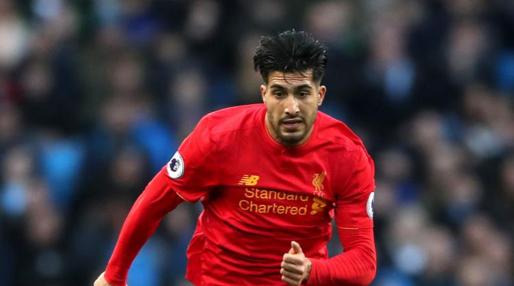 Emre Can determined to seal top-four finish despite loss