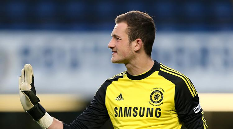 Chelsea goalkeeper Mitchell Beeney extends Newport stay