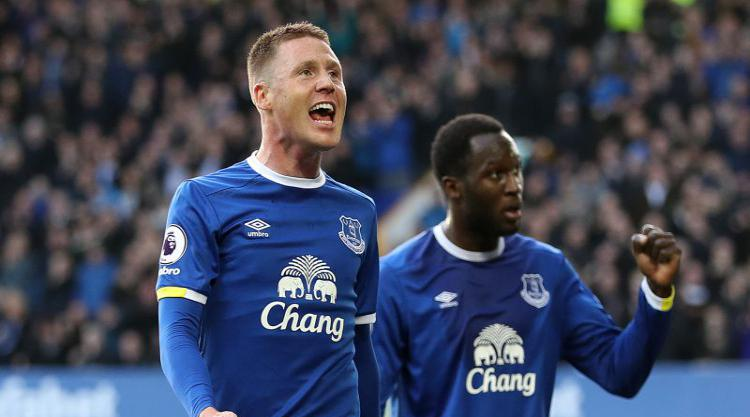 James McCarthy eyeing first-team return as Everton host Arsenal
