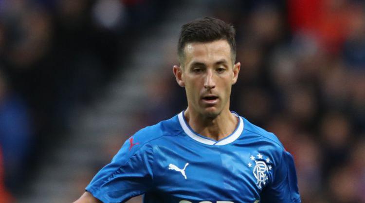 Jason Holt says Hamilton win shows Rangers are united under Pedro Caixinha