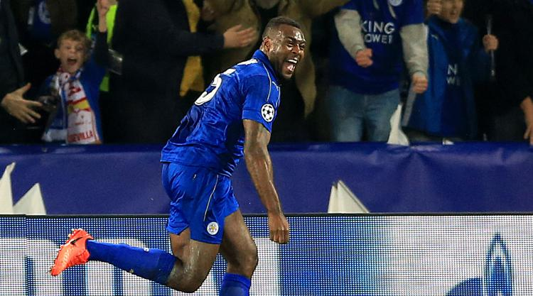 Captain Morgan ready for big guns as Leicester wait on Champions League draw