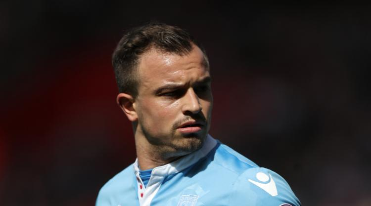 Stoke chairman Peter Coates insists Xherdan Shaqiri is staying put