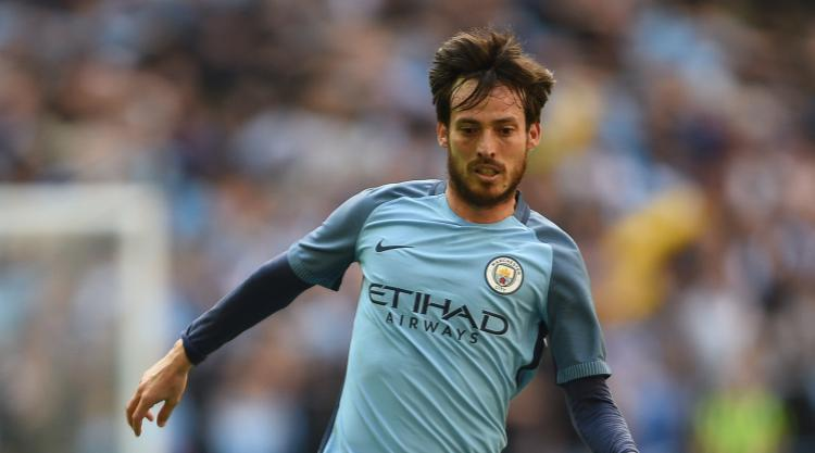 Pep Guardiola says David Silva is a major doubt for Manchester derby