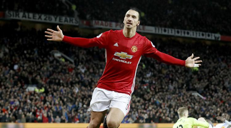 Zlatan Ibrahimovic: 'I conquered England - it took three months'