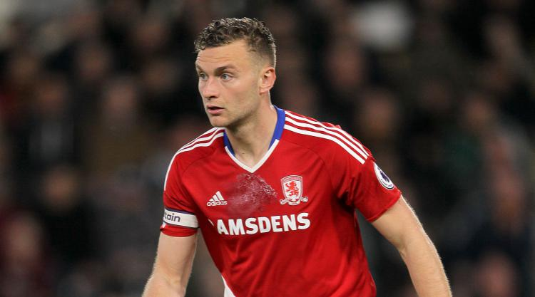 Boro boss Garry Monk insists Ben Gibson is not for sale