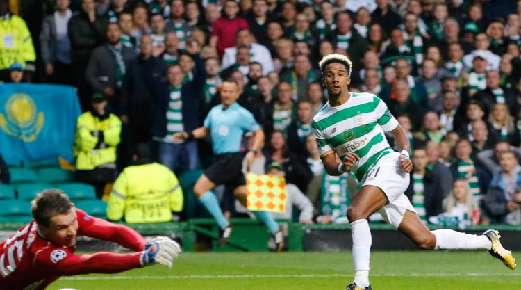 Five-star Celtic on brink of Champions League group stages after routing Astana