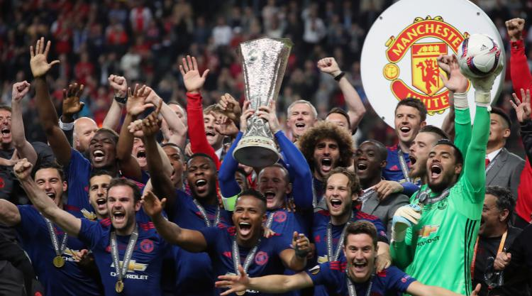 Juan Mata 'proud' to win Europa League for people of Manchester