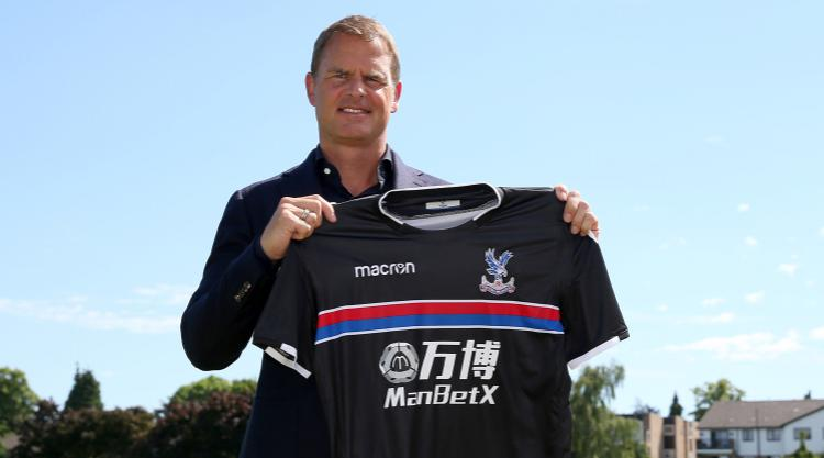 De Boer indicates he will give young players chance at Palace