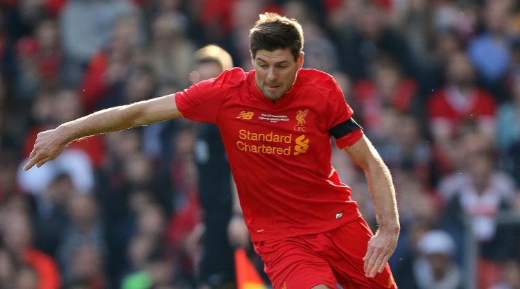 Luis Figo wishes Steven Gerrard had joined him at Real Madrid