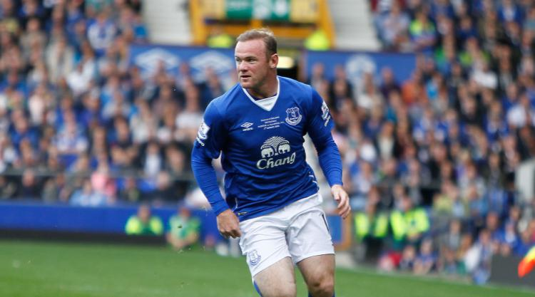 Wayne Rooney relishing Europa League campaign with Everton