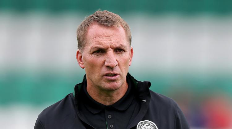 Brendan Rodgers hails 'sensational' Celtic performance